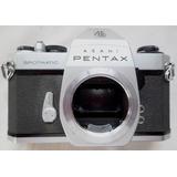 Tm Cuerpo Cámara Rollo 35mm Pentax Spotmatic Sp Ii Bazardpp