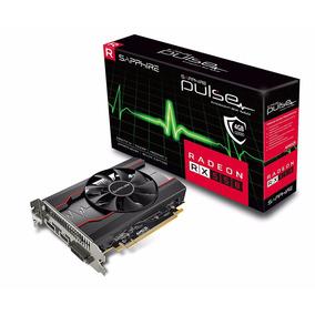 Tarjeta Video Radeon Pulse Rx 550 4gb Gddr5
