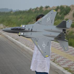 Kit Aeromodelo Jato F-15 Elétrico Para Montar