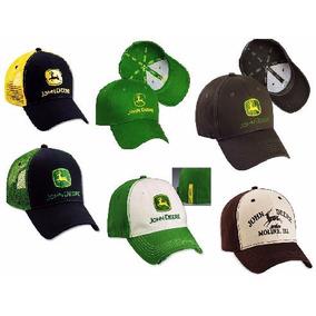 Gorras John Deere Y Caterpillar Nuevos Modelos Envíos Gratis