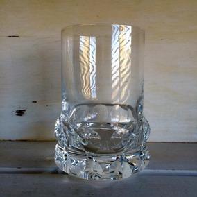 Set De 2 Vasos Medianos Whisky Cristal San Carlos