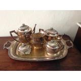 Maravilhoso Jogo De Chá E Café Eberle !! Lindo !!