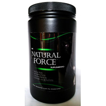 Proteína 60% Perro Todas Las Razas The Natural Force ® 1kg