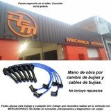 M/o Cambio De Bujías Y Cables De Bujías Honda Civic