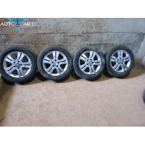 Jogo De Rodas Mercedes Benz 205/55 Aro 16