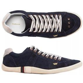 d6ba87698c Sapato Camurca Masculino Sola Gel - Sapatos Azul marinho no Mercado ...