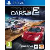 Project Cars 2 Ps4 Físico Sellado Original