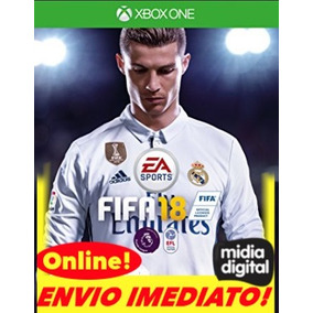 Fifa 18 - Digital Xboxone - Jogue Online - Envio Já!