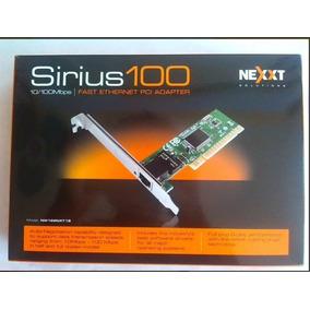 Tarjeta De Red Pci 10/100 Lan Internet Rj45 Ethernet Pc