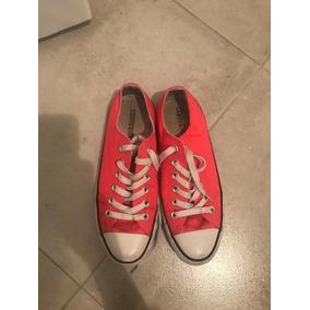 Zapatillas Converse De Mujer Color Fucsia