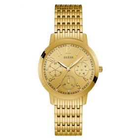 Reloj Lattice Dorado