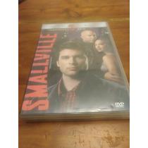 Temporada Seis 6 Smallville Completa En Español 6 Discos