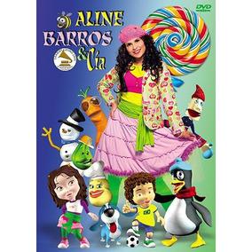 Aline Barros & Cia Volumes 1 , 2, 3 , 4 Originais E Lacrados