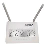 Onu Gpon Wi-fi Dkhg8546 2413ge 2pots 4ge 1usb Modem Roteador