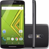 Remato Motorola Moto X 3 Play Tercera Generacion - Negro