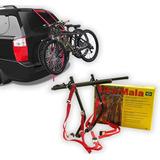 Suporte De Bicicleta Para Carros Gol Quadrado/