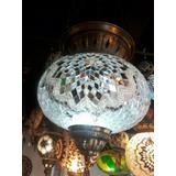 Luminaria Turca Vidro Decoração Lustres Arandelas Oriente