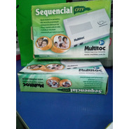 Sequencial Cftv Multitoc 4x2