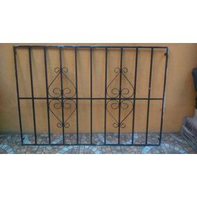 Proteccion De Fierro Ventanas ( Casa, Oficina) 86 X 1,25 Cm