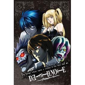 Death Note Completo Dublado E Legendado + Frete Grátis ! Top