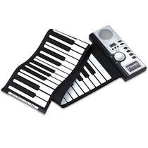319361 Oem Teclado Musical Flexible Midi De 128 Tonos