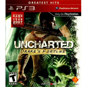 Uncharted El Tesoro De Drake Español - Mza Games Ps3