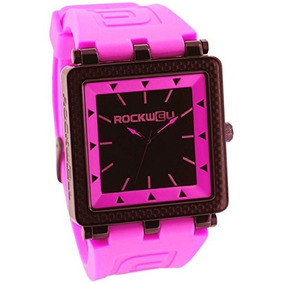 Reloj Rockwell Time Cf, Gris / Amarillo | Deportes