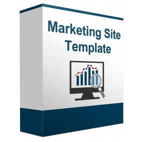 Blog, Ecomerce, Template De Minisite Marketing V82016