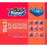 Accesorios Lona Pelopincho 1043 Repuestos Plástico