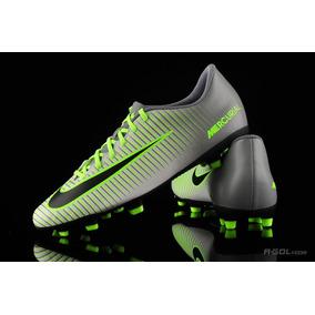 Guayos Nike Mercurial Verdes Talla en Guadalajara en Mercado Libre ... c7bd6ad7fecaf