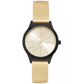 a5ffeccf697 Relogio Fossil Bq 9396 Laranja De Luxo Feminino - Relógios De Pulso ...