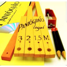 Pantógrafo - Desenho Mecânico - Fácil De Desenhar