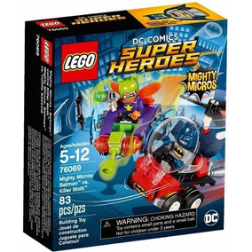 Lego Batman Vs Killer Moth 76069