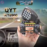 Base Qyt Kt-8900 Bibanda Vhf Uhf 25w Nuevas Garantia