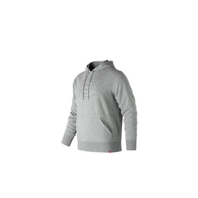 sudadera new balance essentials pullover hoodie