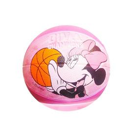 Pelota De Basketball Minnie Original Disney