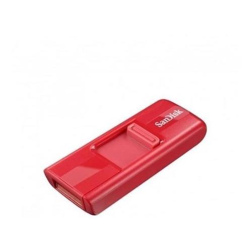 Pendrive SanDisk Cruzer 8GB vermelho