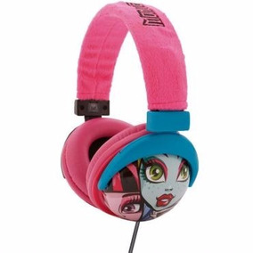 Fone De Ouvido Monster High Ph107 Multilaser
