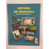Historia De Venezuela Larense 7mo Yepez Castillo