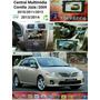 Central Multimidia Toyota Corolla 2008 / 2012