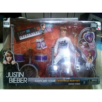 Justin Bieber Concert Tour Onstage Playset