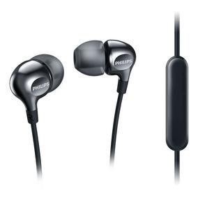 Auriculares Philips Con Micrófono She3705bk/00