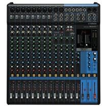 Mesa De Som Yamaha Mg16 Std Mixer Analgic 16c + Frete Gratis