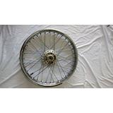 Roda Dianteira Ybr125 Disco Completa Ano 2000 A 2008