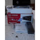 Equipo De Sonido Pioneer Deh-2250ub