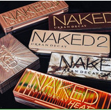 Urban Decay Paleta Naked Nueva Es Original Envio Gratis