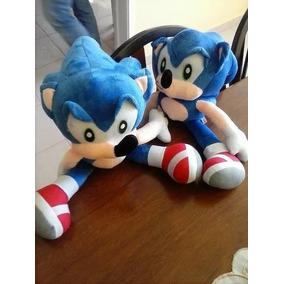 Sonic Peluche 42cm ( Buena Calidad )
