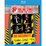 Rolling Stones From The Vault San Jose Bluray Import Stock