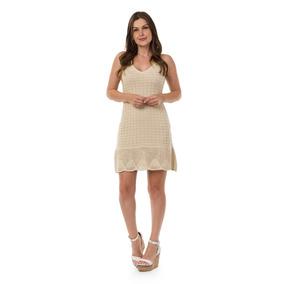 8b67b51f94 Regata Setin Branca Feminina - Vestidos Curtos Femininas Nude no ...