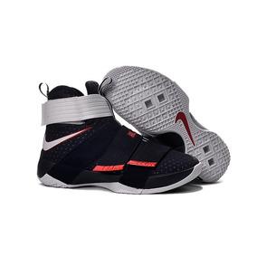 Tenis Nike Lebron Soldier 10 Usa Original